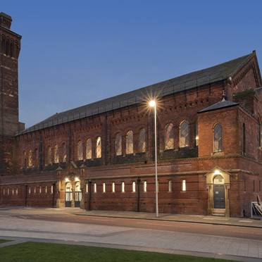 Office space in Ashton Old Baths Stamford Street West